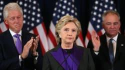Pourquoi Hillary Clinton a perdu les élections en 3