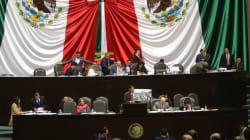 Y en San Lázaro… la oposición revienta sesión donde se buscaba desaparecer policías