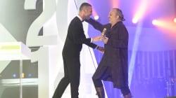 Miguel Bosé se despide de David Delfín y le pide un último