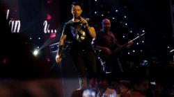 Pakistani Pop Star Interrupts ConcertAfter Seeing Sexual