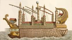 En busca del barco de las orgías de