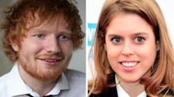 Princess Beatrice Cut Ed Sheeran's Face With Sword While Attempting To Knight James