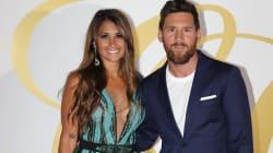 La mujer de Messi tiene que aclarar una foto de su hijo por su