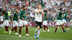 Il Messico sorprende la Germania: primo tempo show, nella ripresa alza il