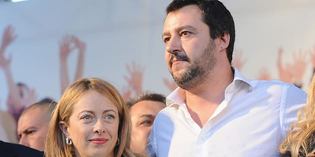 """Meloni e Salvini contro la riforma carceri: """"Con questa"""