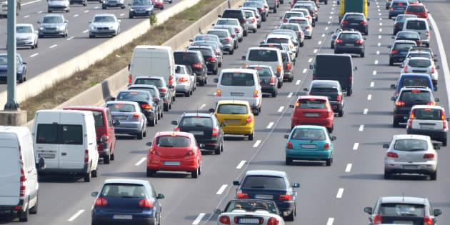 Pour réduire les bouchons, il suffirait de 5% de voitures autonomes sur les routes