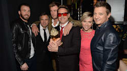 Iron Man, Black Widow, Captain America, Thor And Hawkeye Got Matching