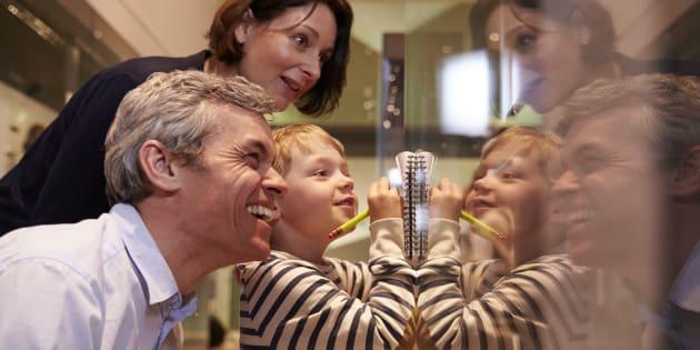 Vacances scolaires: comment faire pour que vos enfants ne s'ennuient pas au musée