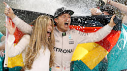 Nico Rosberg anuncia su retiro de la Fórmula