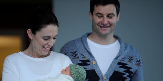 La premier neozelandese ha dato alla luce una bambina (e il