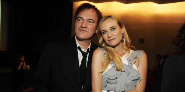Diane Kruger vole au secours de Tarantino après les révélations d'Uma Thurman