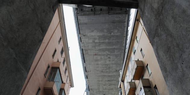 Primi alloggi domani agli sfollati di Genova
