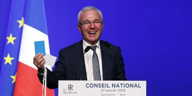 Jean Leonetti, un spécialiste de la fin de vie pour remplacer Calmels chez Les Républicains.