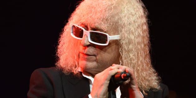 Michel Polnareff à Epernay le 30 avril 2016.