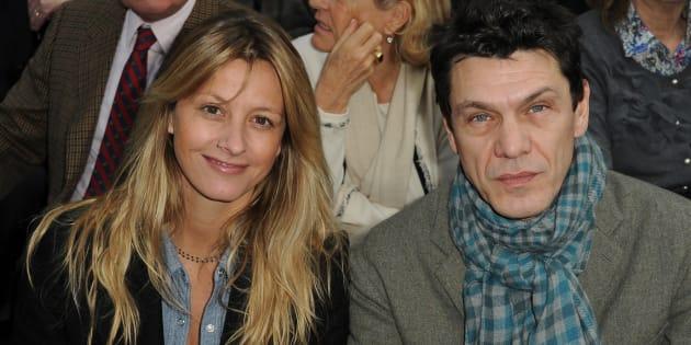 Marc Lavoine et sa femme Sarah Lavoine ont officialisé leur divorce ce mercredi 28 mars 2018