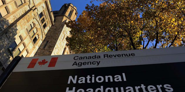 The Canada Revenue Agency headquarters in Ottawa on Nov 4, 2011.