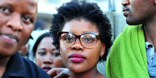 Sibongile Mani has been left in the lurch after stakeholders denied any involvement in the mistaken payment of R14 million into her student account