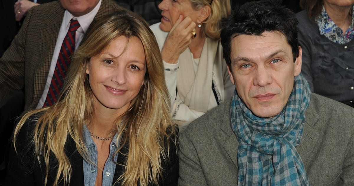 marc lavoine et son pouse sarah poniatowski se s parent. Black Bedroom Furniture Sets. Home Design Ideas