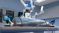 Cirugía robótica: el miedo a la inteligencia artificial y los