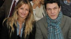 Marc Lavoine et son épouse Sarah Poniatowski se