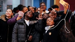 Over R1-million Raised For SA Children To Watch 'Black