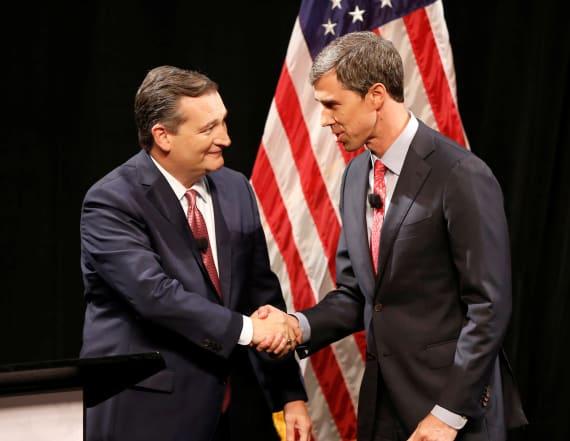Cruz, O'Rourke get personal in Senate race debate