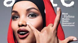 Halima Aden's First Major Beauty Cover Deserves All Sorts Of