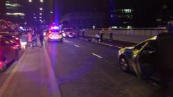 Les premières images des attentats à Londres vues des réseaux
