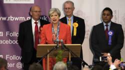 May dice que corresponde a los 'tories' dar estabilidad al Reino