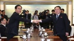 Las dos Coreas se reúnen y Pyongyang ofrece enviar delegación a los Juegos Olímpicos de