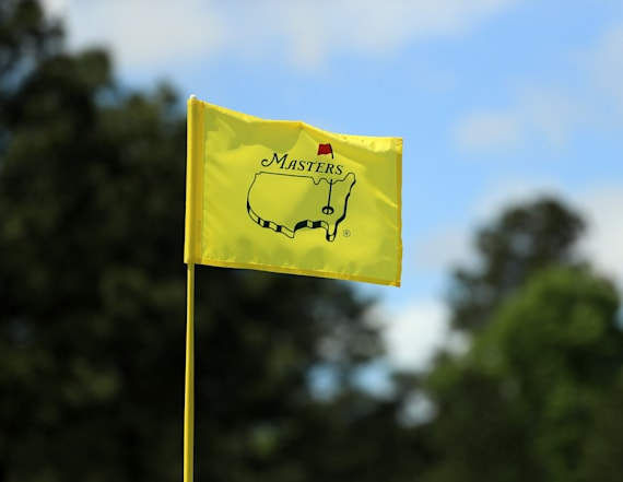 Golfers admit to breaking cardinal rule at Masters