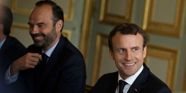 La popularité de Macron remonte mais le chef de l'Etat ne doit pas s'enflammer.