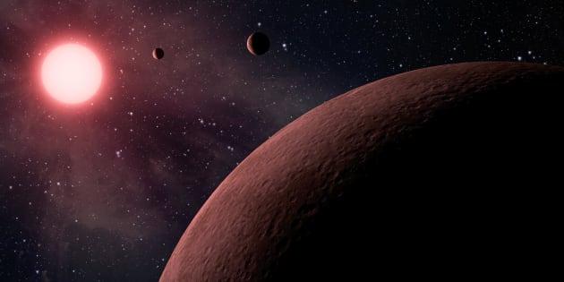 La Nasa a découvert dix nouvelles exoplanètes potentiellement habitables