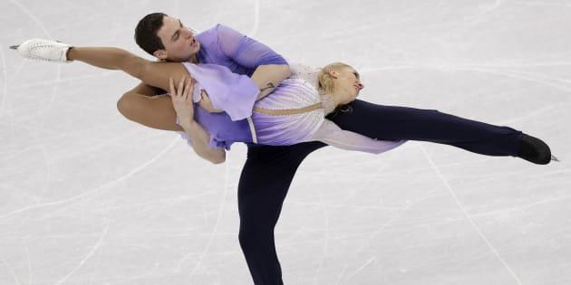 Aljona Savchenko e Bruno Massot