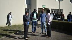 Deux centres d'accueil déjà désertés par les migrants de la