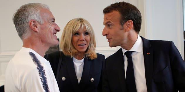 AFP                   Plan pauvreté très attendue la présentation des mesures par Macron dépendra des résultats de l'Équipe de France