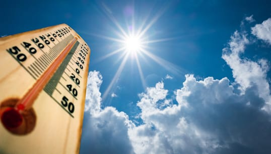 Les températures seront encore plus chaudes que prévu d'ici à