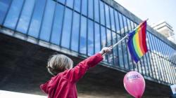 A resistência e o direito de existir: As imagens da 21ª Parada do Orgulho LGBT de São