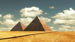 Come furono costruite le piramidi? Una scoperta rivela il sistema usato per spostare i pesanti