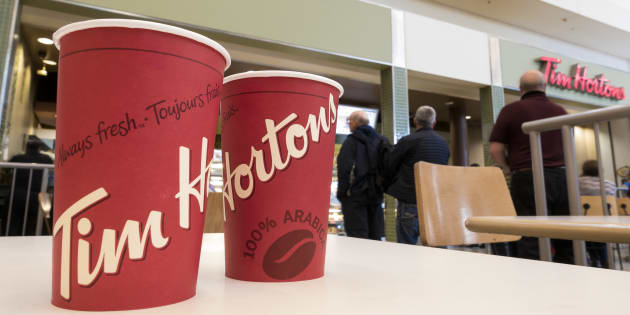 Des manifestations contre Tim Hortons en Ontario