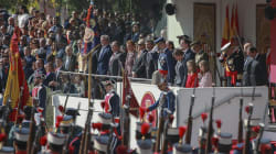 Estos miles de euros costó el desfile militar del