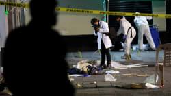 Abandonan un camión de la Fiscalía en Jalisco (México) con 157 cadáveres en su