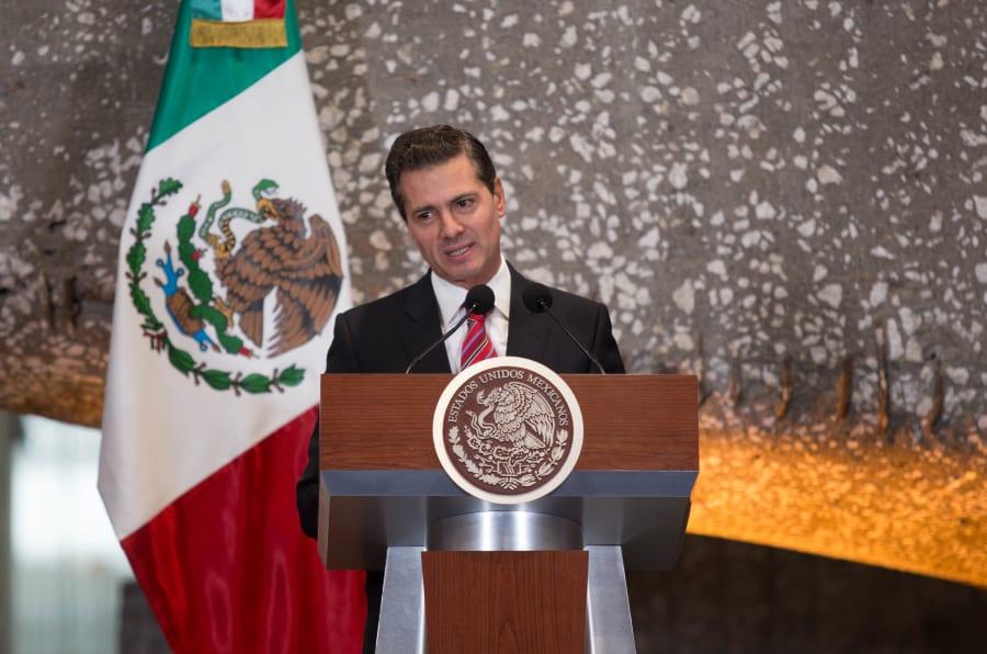 La desaprobación del presidente Enrique Peña Nieto –a casi una semana de culminar su sexenio– fue de 74%.