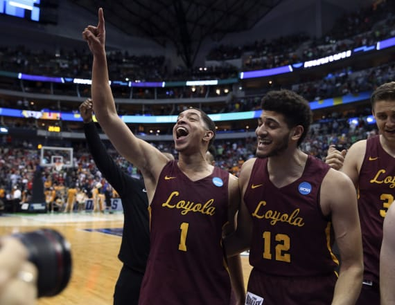 Vegas predicts which Elite Eight team will win