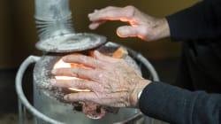 Calefacción o comida, el dilema de miles de familias en