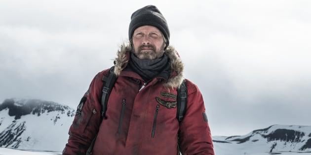 """Mads Mikkelsen, le héros de """"Arctic"""", aurait-il pu survivre dans la réalité ?"""