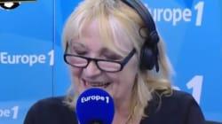Voix historique d'Europe 1, Julie devrait