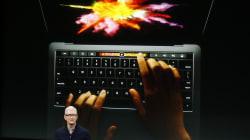 Apple dévoile son premier Mac Book Pro depuis 3