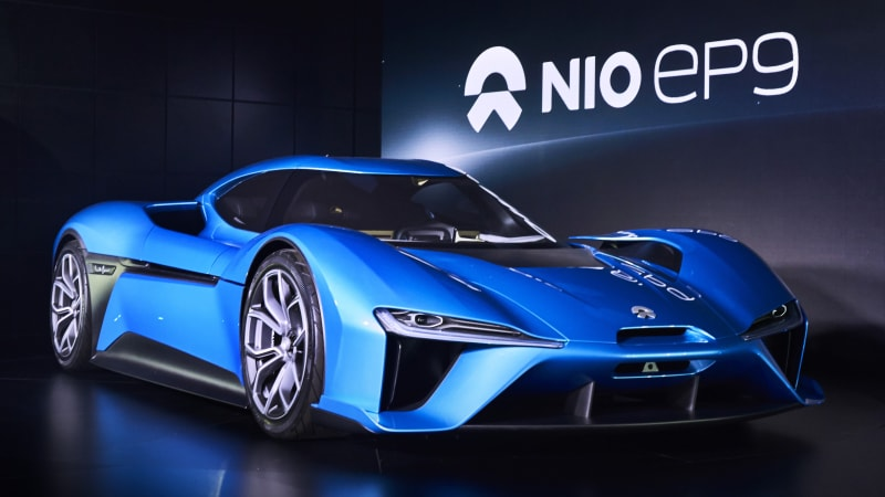 As We Discussed Nextev S Upcoming Supercar A Week Ago There Was Precious Little Info Available Apart From Few Circulating Images
