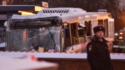 Un bus fonce dans un passage souterrain à Moscou: 4 morts, la piste de l'accident